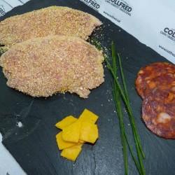 LIBRITOS con Chorizo Ibérico y Queso...